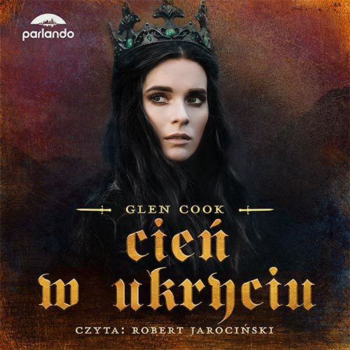 Glen Cook Cień w ukryciu Audiobook