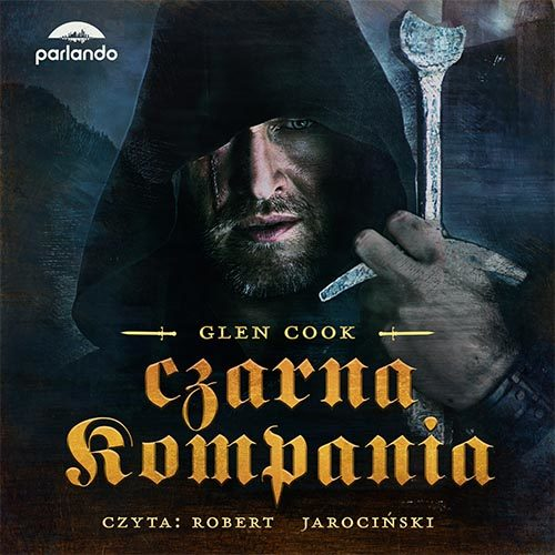 GLEN COOK CZARNA KOMPANIA AUDIOBOOK
